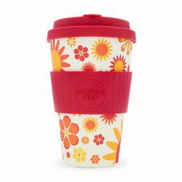 Ecoffee Cup Reusable Travel Cup Happier 400ml