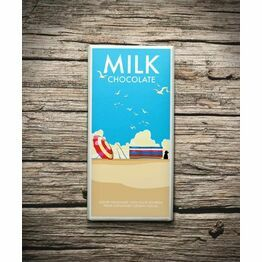Becky Bettesworth 100g Milk Chocolate Bar