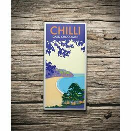 Becky Bettesworth Chilli 100g Dark Chocolate Bar