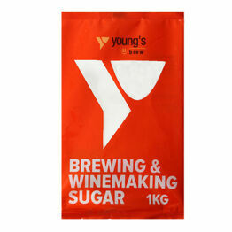 Youngs Brewing & Winemaking Sugar 1kg