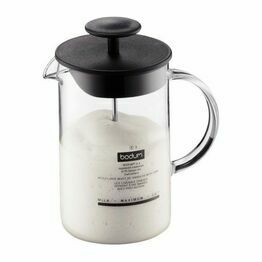 Bodum Latteo Milk Frother 0.25l - Microwave safe 1446-01