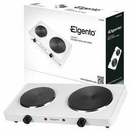 Elgento E15006 2500W Double Boiling Ring