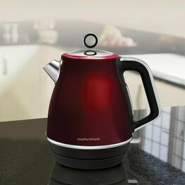 Morphy Richards Evoke Red Jug Kettle 104408