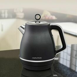 Morphy Richards Evoke Black Jug Kettle 104405
