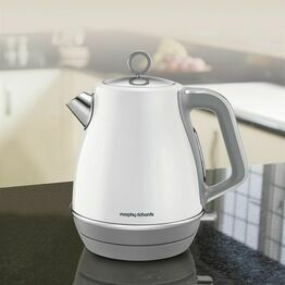 Morphy Richards Evoke White Jug Kettle 104409