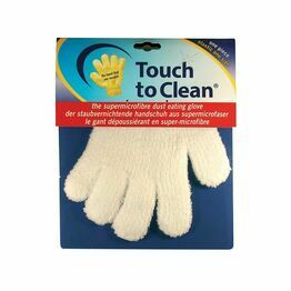 Eddingtons Touch to Clean Microfibre Glove