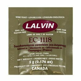 Youngs Lalvin Champagne Yeast (EC-1118)