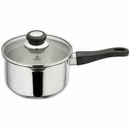 Judge Vista Deep Saucepan with Draining Lid (Unboxed)