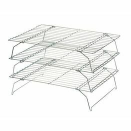 Dexam 3 Tier Stackable Cooling Racks