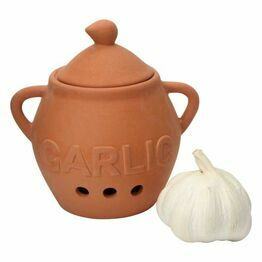 Dexam Terracotta Garlic Keeper
