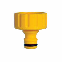 Hozelock Outdoor Tap Connector 1inch 2158