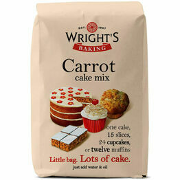 Wrights Carrot Cake Mix 500g