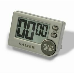 Salter Big Button Kitchen Timer 397SVXR