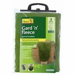 Gardman Guard & Fleece Plant Protection Jacket
