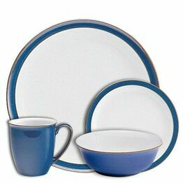 Denby Imperial Blue 16piece Tableware Set