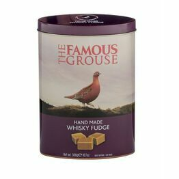 Famous Grouse Whiskey Fudge Tin 300g