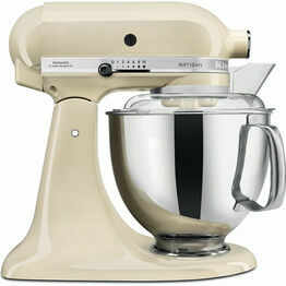 KitchenAid Artisan Stand Mixer Almond Cream KSM175PSBAC