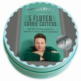 Jamie Oliver Fluted Cookie Cutters JB3810