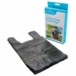 Dog Poop Bags Pack of 72 Scented