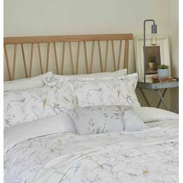 Sanderson Tuileries Duvet Cover Set Kingsize Bed