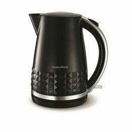 Morphy Richards Dimensions Black Jug Kettle 108261