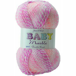 James Brett Baby Marble Double Knit Wool