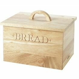Wooden Bread Bin with Lift off Lid SG1328