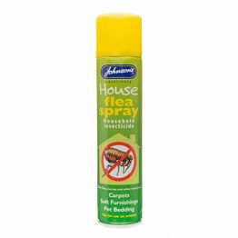 Johnsons Home Flea Spray 400ml D018