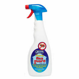 Johnsons Home Guard Flea Spray 500ml D024