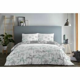 Appletree Duvet Cover Set Palm Leaf