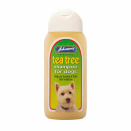 Johnsons Tea Tree Shampoo 200ml G031