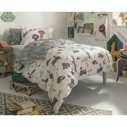 Fat Face Duvet Cover Set Elsie Emu