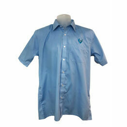 Kevicc Short Sleeve Non-Iron Shirts - Twin Pack