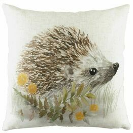 Cushion Woodland Hedgehog DPA332