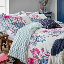 Joules Cottage Garden Floral Bedding