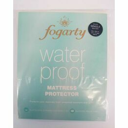 Fogarty Waterproof Mattress Protectors Kingsize Bed