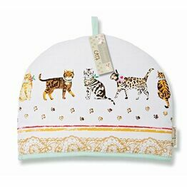 Tea Cosy - Cats On Parade