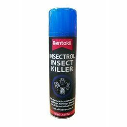 Rentokil Insect Killer Spray 250ml-Insectrol PS136