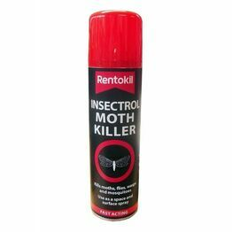 Rentokil Insectrol Moth Spray 250ml PS137