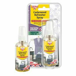 STV Cedarwood Refresher Spray 75ml ZER039