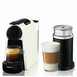 Nespresso Essenza & Milk White 11372