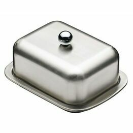 Insulated Butter Dish and Cover