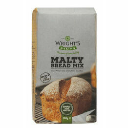 Wrights Malty Bread Mix 500g