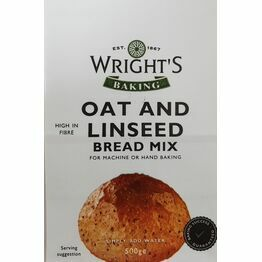 Wrights Oat & Linseed Bread Mix 500g