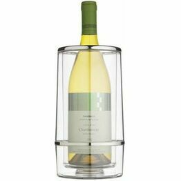 Acrylic Double Walled Wine Cooler