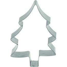 Metal Cookie Cutter Christmas Tree 5cm
