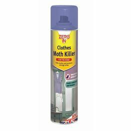 STV Clothes Moth Killer Aerosol 300ml ZER434