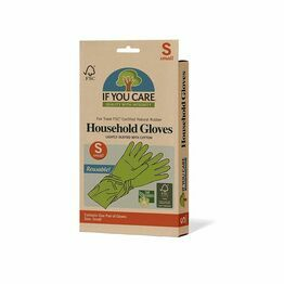 Fair Trade Certified Latex Household Gloves Small