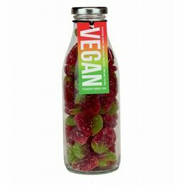 Vegan Strawberries in Bottle 400g