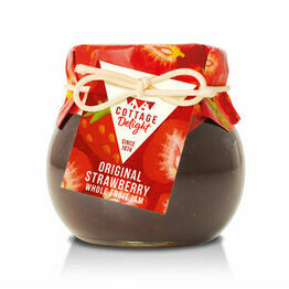 Mini Jar Original Strawberry Whole Fruit Jam 113g